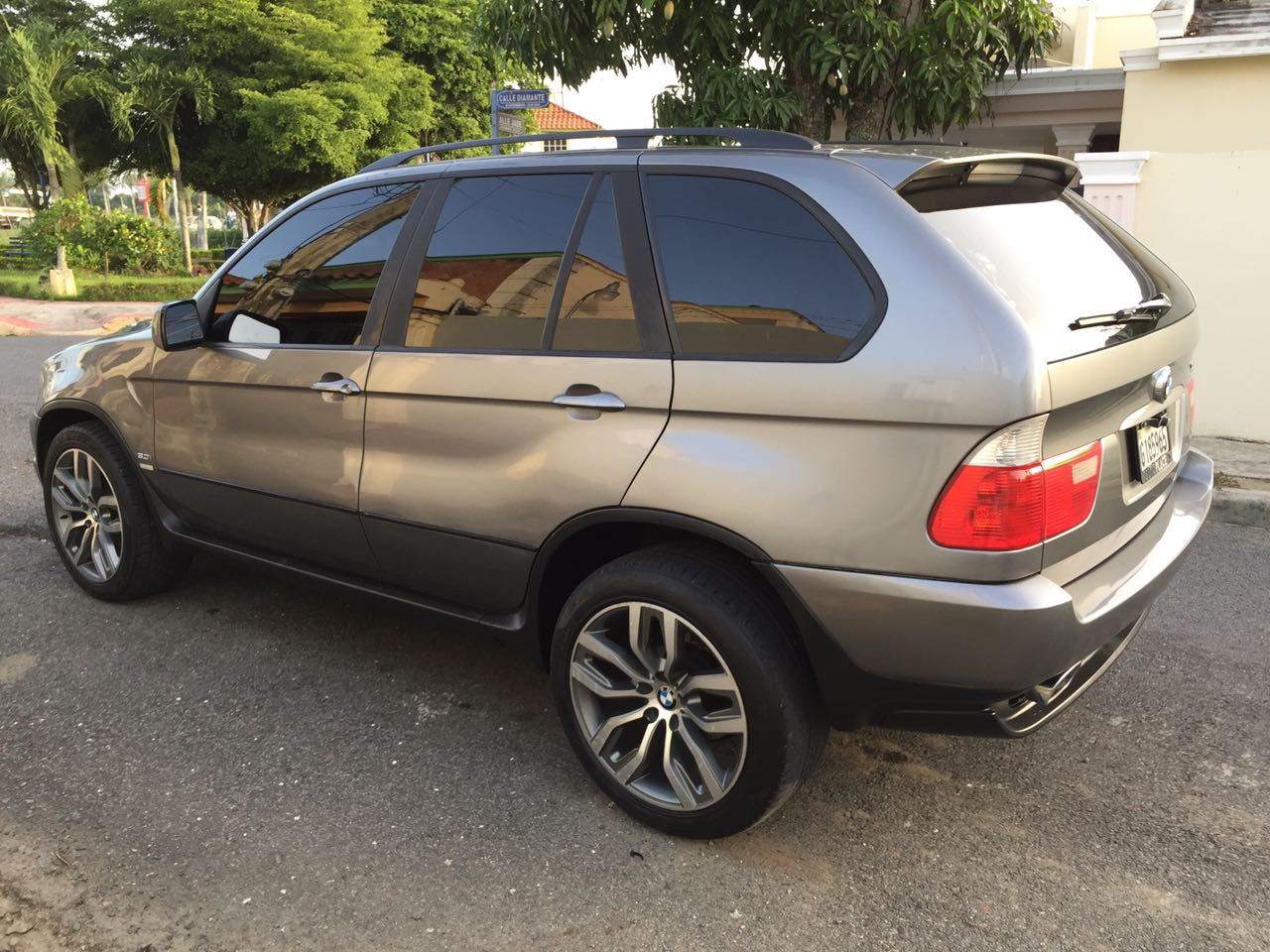 bmw x5 2004 gasolina limited 4x4 en san francisco la pulga virtual. Black Bedroom Furniture Sets. Home Design Ideas